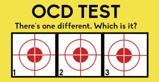 Quiz: How Sensitive Is Your OCD Radar? Lets find out right now.